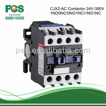 types of ac magnetic contactor LC1/CJX2 Series AC Contactor