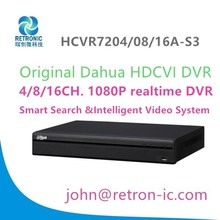 Original dahua English version CAMERA DVR HCVR7204/08/16A-S3 4/8/16 ch. 2MP realtime dahua dvr firmware DVR CCTV