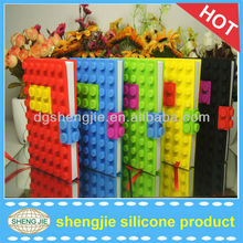 hot selling silicone cover for notebook/book case