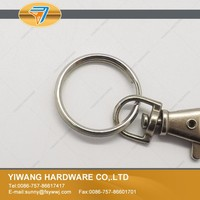 china wholesale metal alphabet key chain