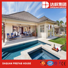2017 Hot Sell! New Technology Strong and Durable Chinese modern low cost Prefabricated House and wall panel with steel