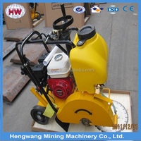Diesel Asphalt Concrete Saw Cutting Equipment