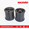 EPDM Rubber insert grommet for elliptical waveguide E380