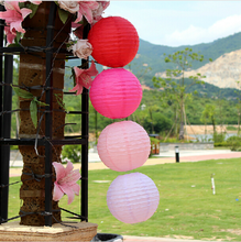 12inch 30cm round lamp Wedding Decor glim festival party scaldfish Chinese paper lantern decoration Lampion