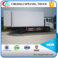 DONGFENG 4*2 210hp 30CBM Refrigerated Van Cold Room Van