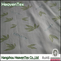 HX05141 100% Polyester jacquard fabric for mattress ticking fabric cover