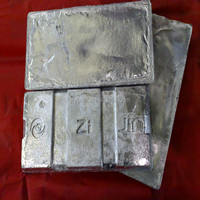 Sell Zinc Ingots From Different Origins and Real Sources direct from the supplier