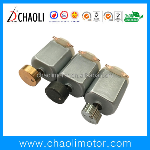 Micro DC Vibration Motor 130 From Chaoli For Vibrating Purpose