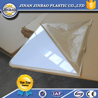 bathroom used solid surface flexible opal pmma sheet
