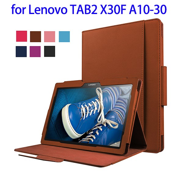 2016 Hot Selling PU Universal Tablet Cases 10.1 For Lenovo Tab 2 A10-30, Flip Cover for Lenovo Tab 2 A10-30 High Quality