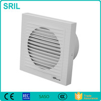 Bathroom Plastic Wall Mounted Ventilation Fan