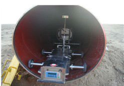300 KV Pipeline Crawler// x-ray flaw detector for NDT system//diameter 610-1200mm