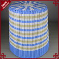 S&D wholesales indoor and outdoor design PE round plastic stool