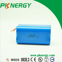 RoHs Certificated lithium ion Battery ICR 18650 12v 4s4p 10Ah Rechargeable li ion batteries Pack