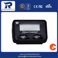 Silent operation High Accuracy Off road vehicle Hour Meter