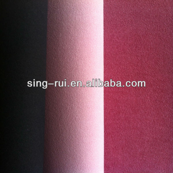 Printed pu leather for shoes lining