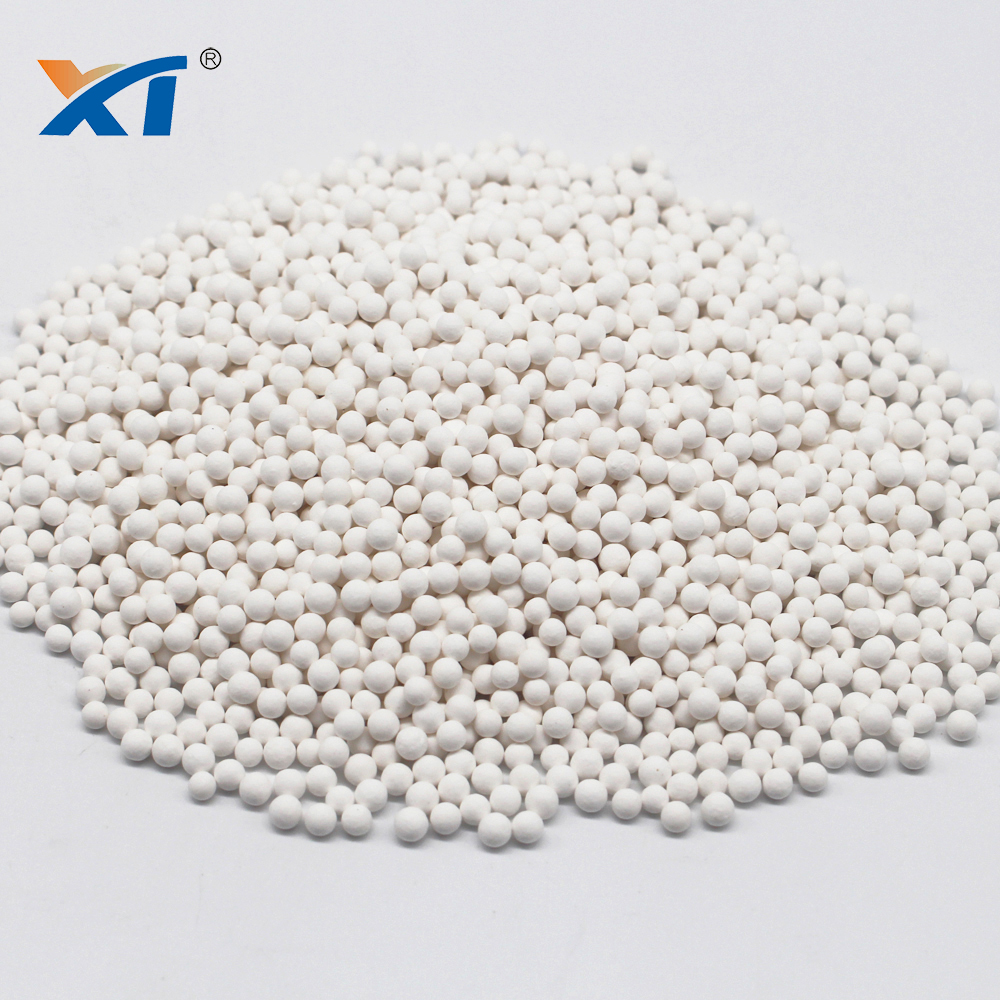 High Surface Area Activated Alumina For Fluorine & Arsenic Removal Chemical Auxiliary Agent