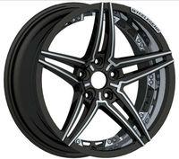 black chrome wheels with 20inch fast sports car racing wheels(ZW-J269)