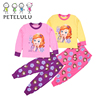2017 New Design Kids Clothes Winter Pajamas Kids Summer Pajamas Girls Sleeper Pajamas