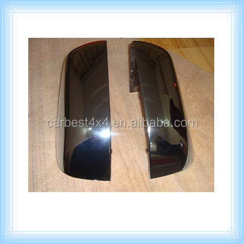HIGH QUALITY FOR LAND ROVER DISCOVERY 3 DOOR SIDE MIRROR COVER CHROME