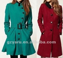 the latest coat styles for women 2013