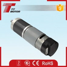 12V DC planetary electric speed gear 2212 brushless motor
