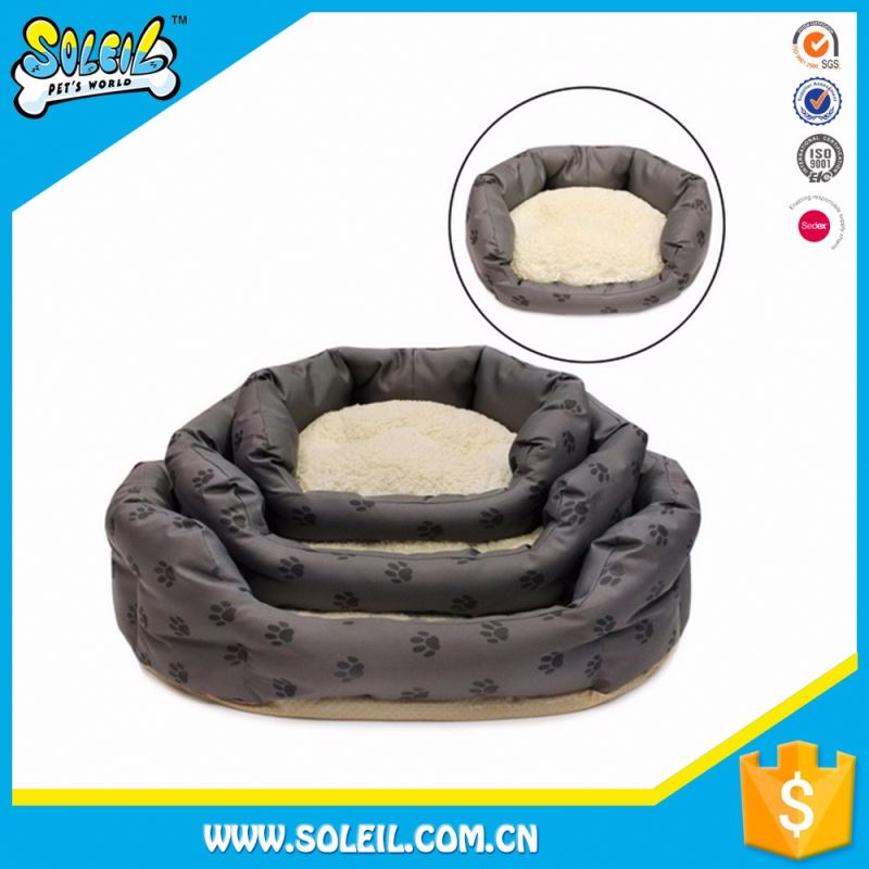Durable Comfortable Oxford Luxury Dog Bed
