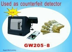 infrared counterfeit money detector uv counterfeit detector money checking machine