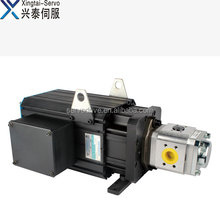 permanent magnet motor for injection machine