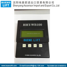 For elevator, Service tool, test tool HHT-WB100