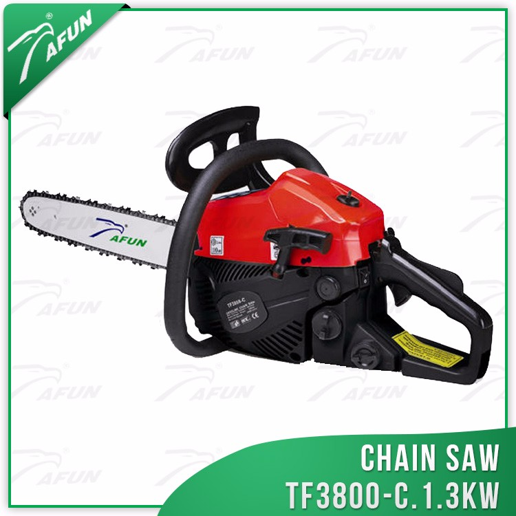 two-stroke 3800 38cc gasoline chain saw