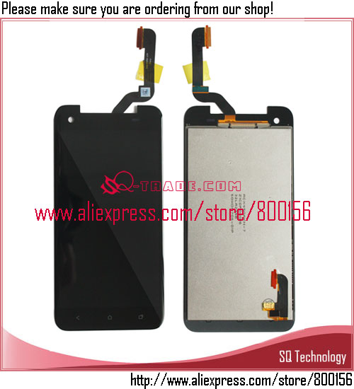 Mobile Phone for HTC Butterfly x920e DNA LCD Screen Display with Touch Screen Digitizer Assembly
