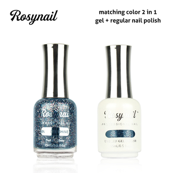 Wholesale permanent nail polish color perfect match gel polish