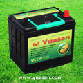 Yuasan Calcium Sealed Maintenance Free Auto Batteries for Car Starting--75D23L-MF(12V65AH)