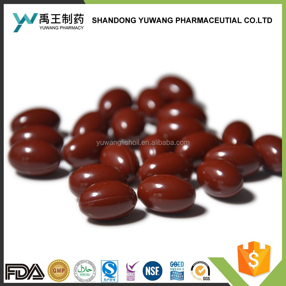 High Quality Gmp Certificate Antioxidant Beauty Products Grape Seed Extract Soft Capsule