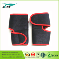 Black Elbow Support Tennis Sports Gym,New Logo Neoprene Elastic Elbow Brace Sleeve Compression Support