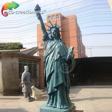 interesting products Polyresin Custom character statue of Liberty