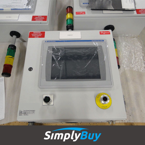 Operator Interface Panelview Touch Screen Panel