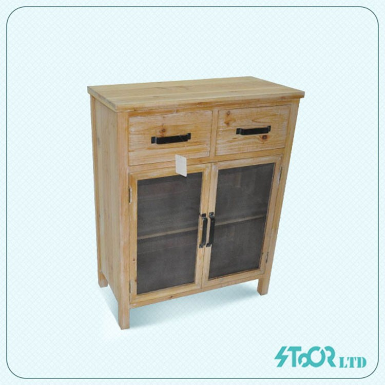 China Vintage Mdf Tie Drawer Tea Set Cabinet Wood
