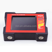 Portable Inclinometer with Monitor, High Accuracy Inclinometer Sensor, 2 Axis Inclinometer Monitor Sensor