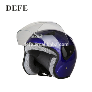 Wholesale price pc visor pp material full face motorcycle helmet