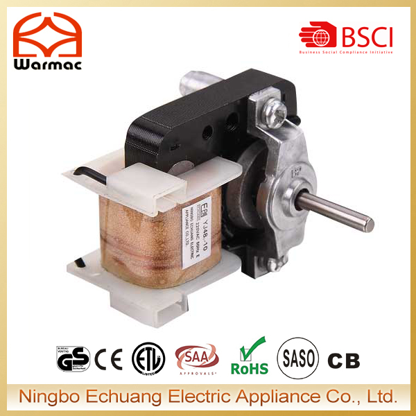Alibaba China Wholesale shaded pole electric motor