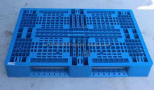 Light-weight Vented Deck Plastic Pallets for stacking