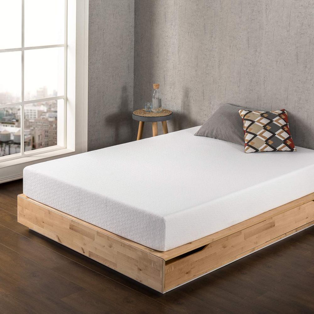 Mattress Polyester Fiber Innerspring Hybrid Cool Gel Memory Foam Massage Extra Firm Mattress Topper - Jozy Mattress | Jozy.net