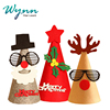 /product-detail/festival-christmas-xmas-decor-hat-pattern-decorating-60519633096.html