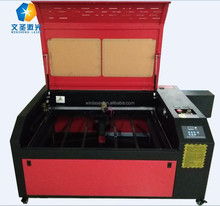 Double color board, mdf, paper, bamboo cnc laser cutting machine marking