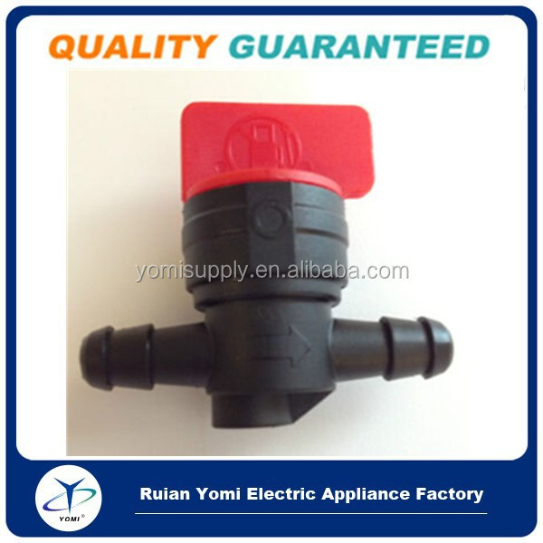 Fuel Hose Filter Gas Inline Valve Switch Motorcycle