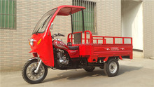 China 150CC Engine Air Cooling Three Wheel Motor Tricycle with Cabin