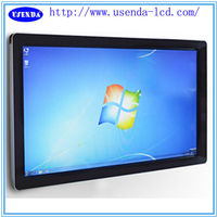 22 32 42 46 55 65 inch lcd touchscreen monitor with built in computer