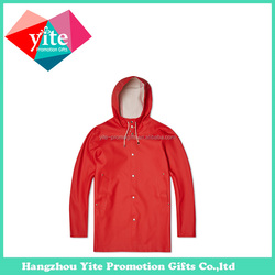 Fashionable top quality waterproof raincoat material